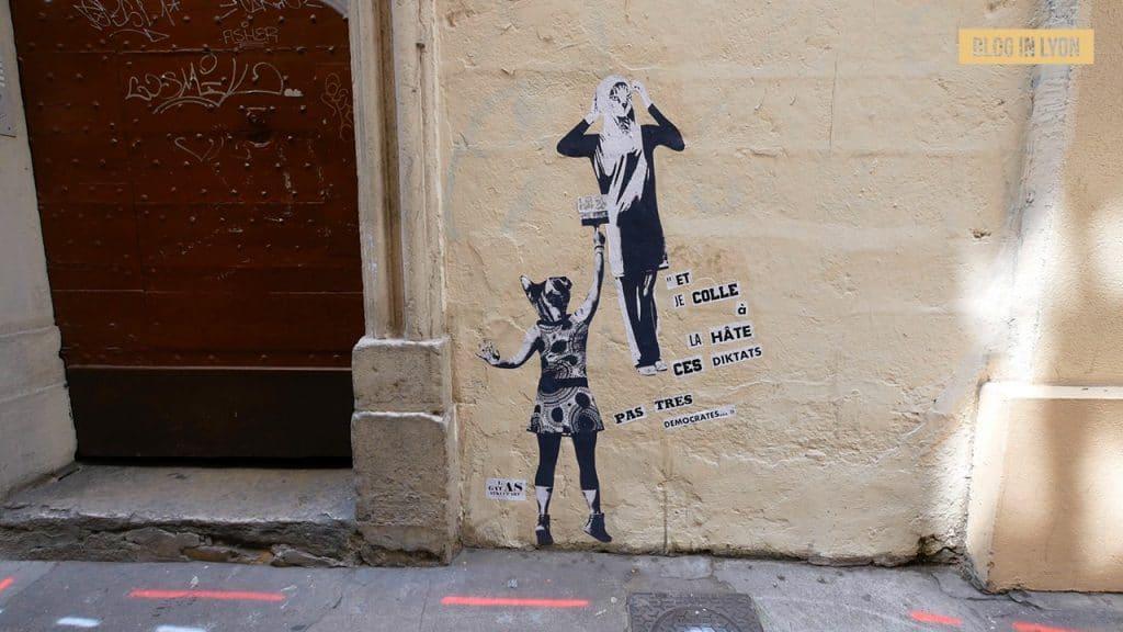 Oeuvre Las Gatas - Blog In Lyon