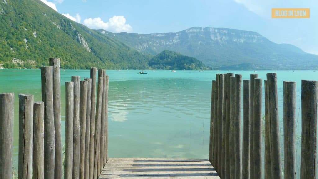 Lac Aiguebelette - Baignades autour de Lyon | Blog In Lyon