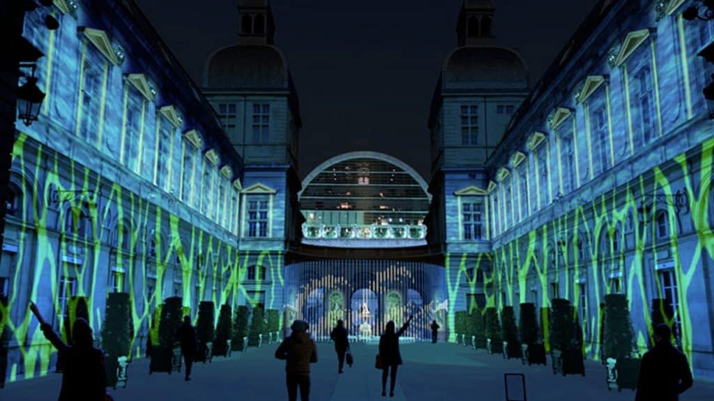Fête des Lumières 2019 - Hôtel de Ville   Blog In Lyon