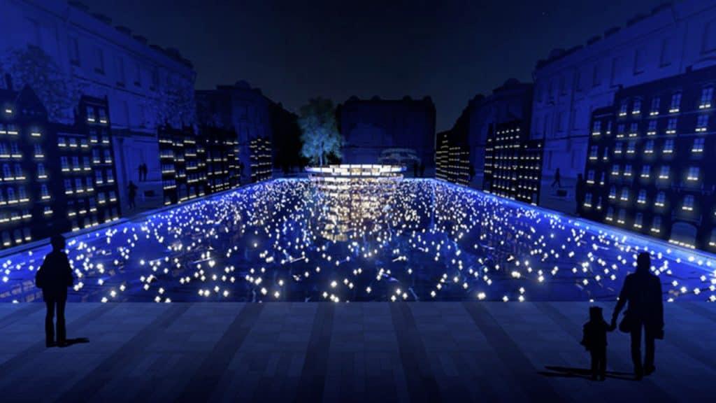 Fête des Lumières 2019 - Place de la République   Blog In Lyon