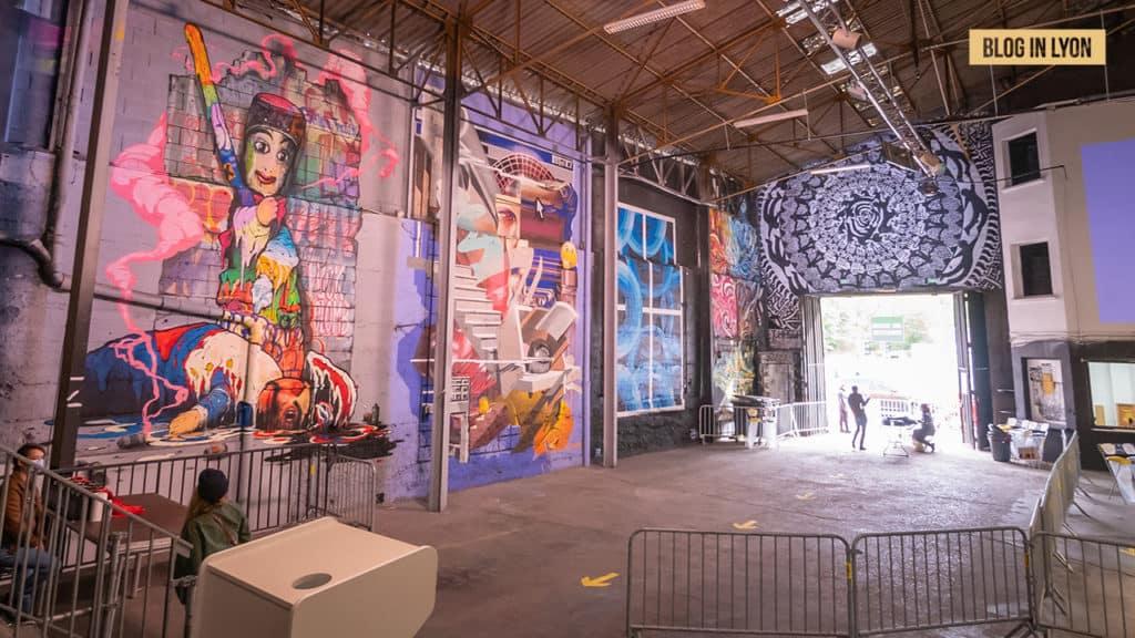 Exposition Street Art Peinture Fraiche 2020 | Blog In Lyon