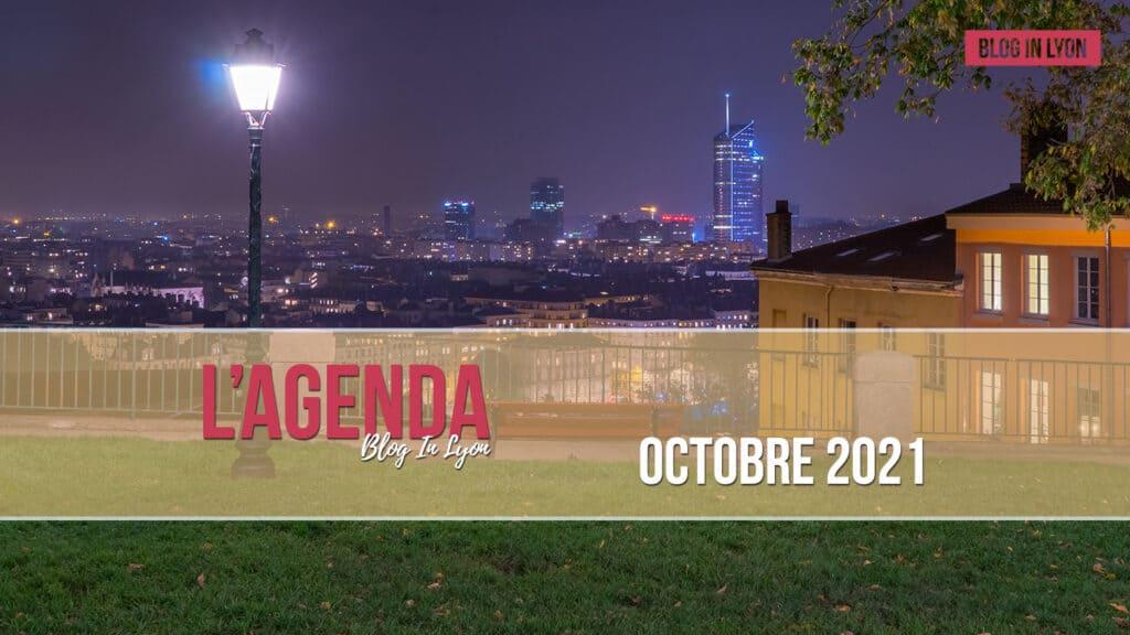 Agenda Octobre 2021 - Ville de Lyon