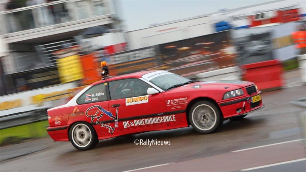 Alexander Belder - BMW - GTC Rally 2021