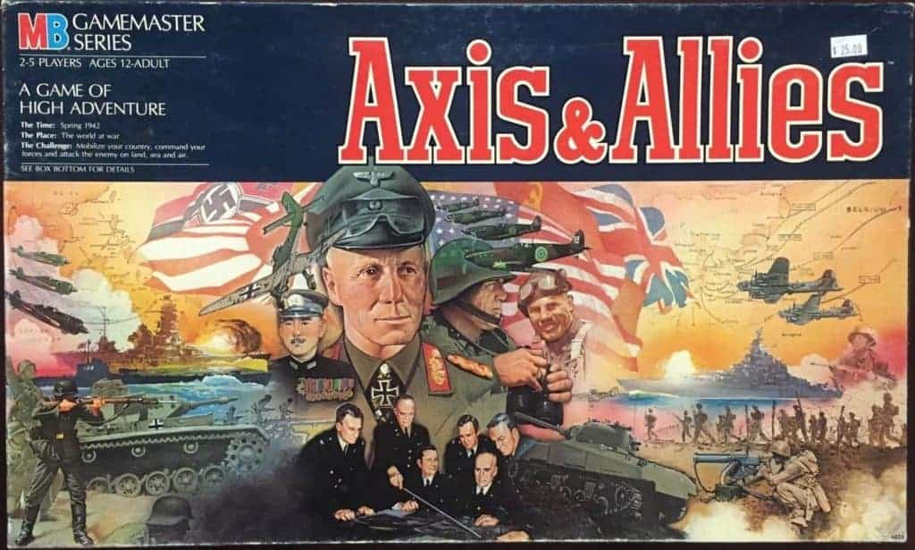 Axis and Allies Classic Edition