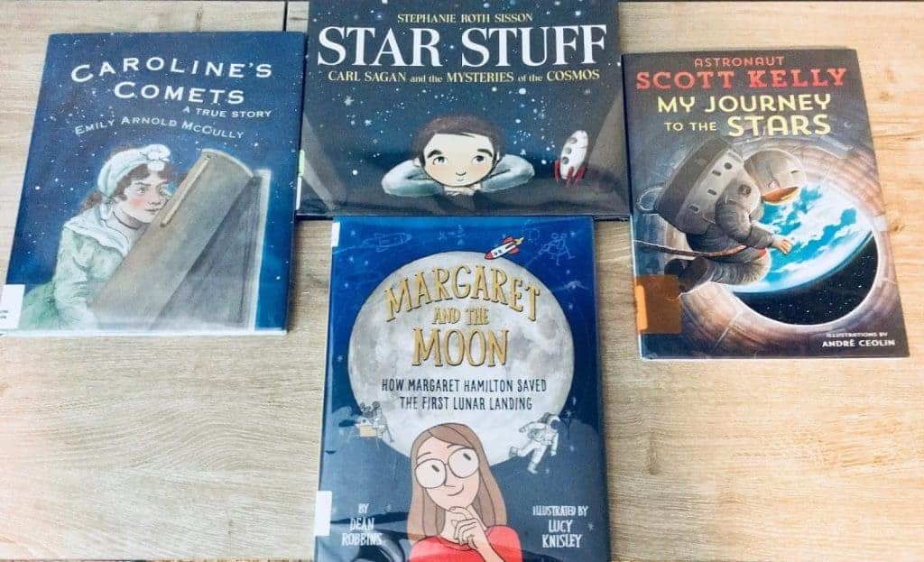 Books on Relevant People Astronomy History