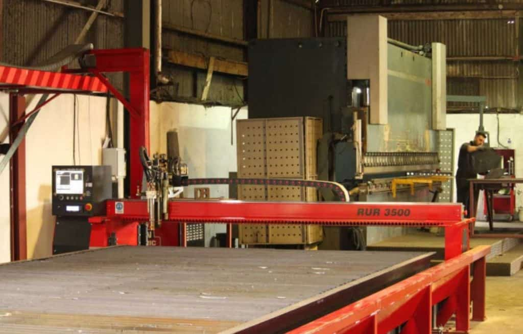 picture of RUR 3500 machine ar Arcon Engineering
