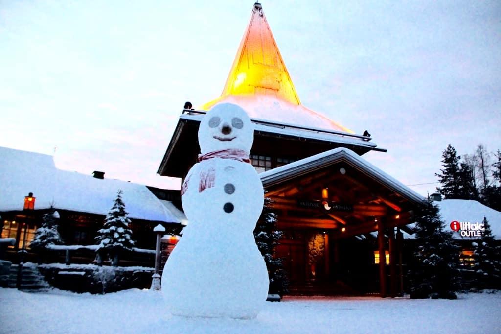 Rovaniemi Santa Claus Main office