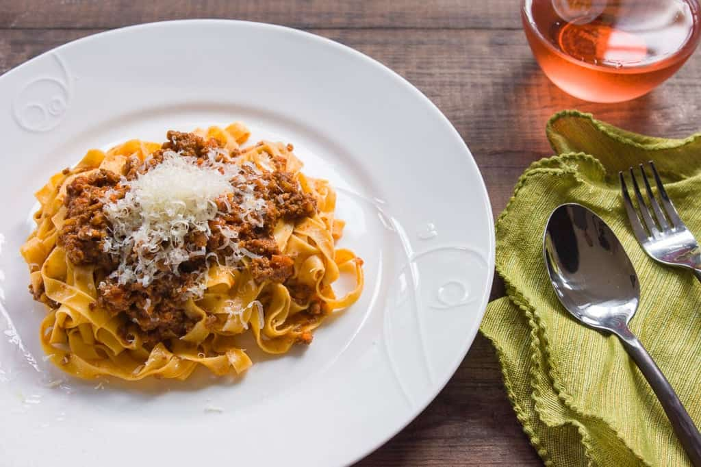 How to make the best Ragu alla Bolognese.
