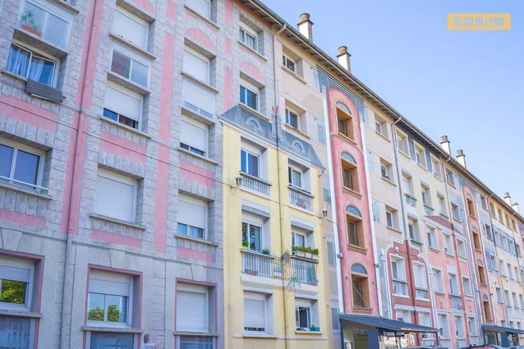 Fresque de La Sarra - Top 15 des plus beaux murs peints de Lyon   Blog In Lyon