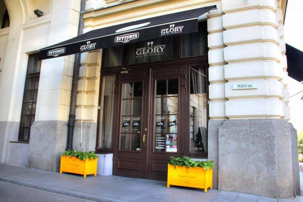 Glory bar Vilnius