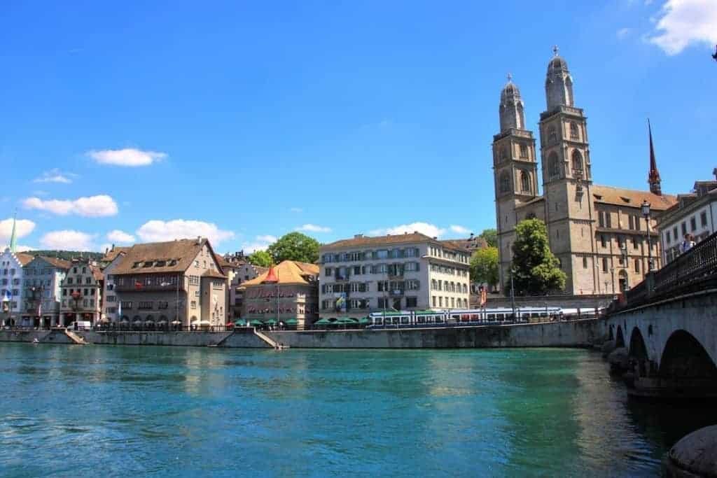 Best romantic hotspots Switzerland