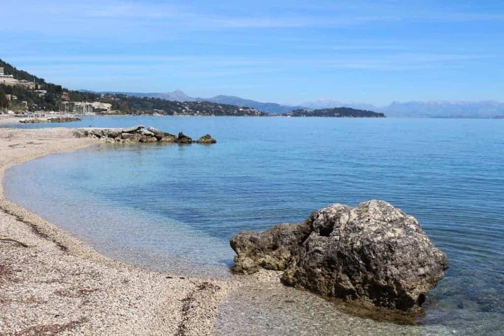 Greece has perfect beach weather