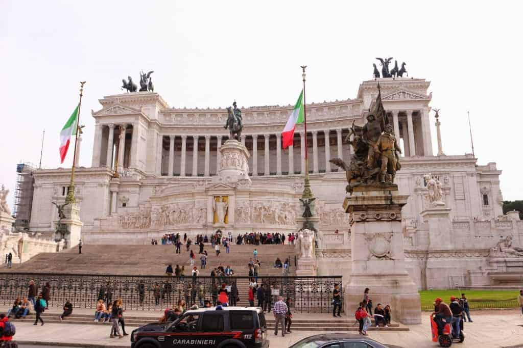 Rome facts for kids: the tourism