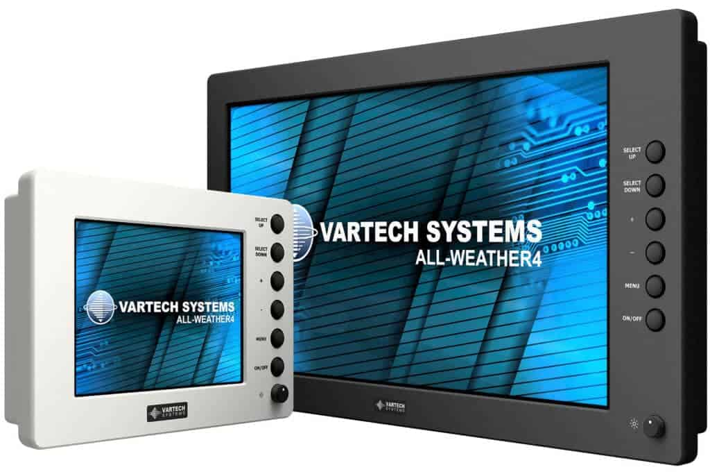 All-Weather Outdoor Monitors