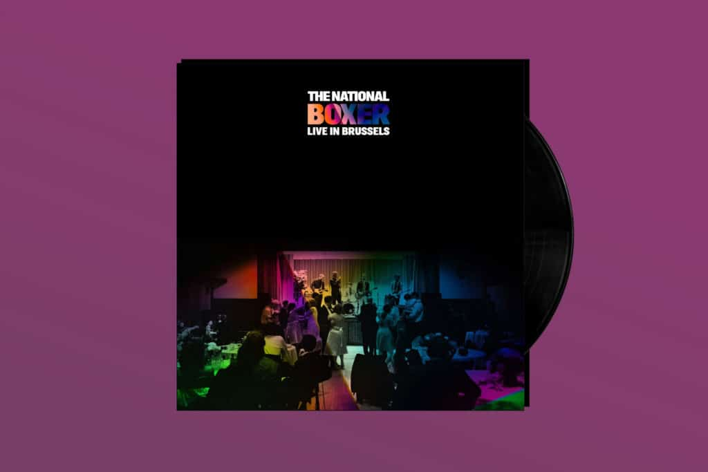 ALBUM REVIEW: The National Celebrate Their Defining Album on 'Live in Brussels'