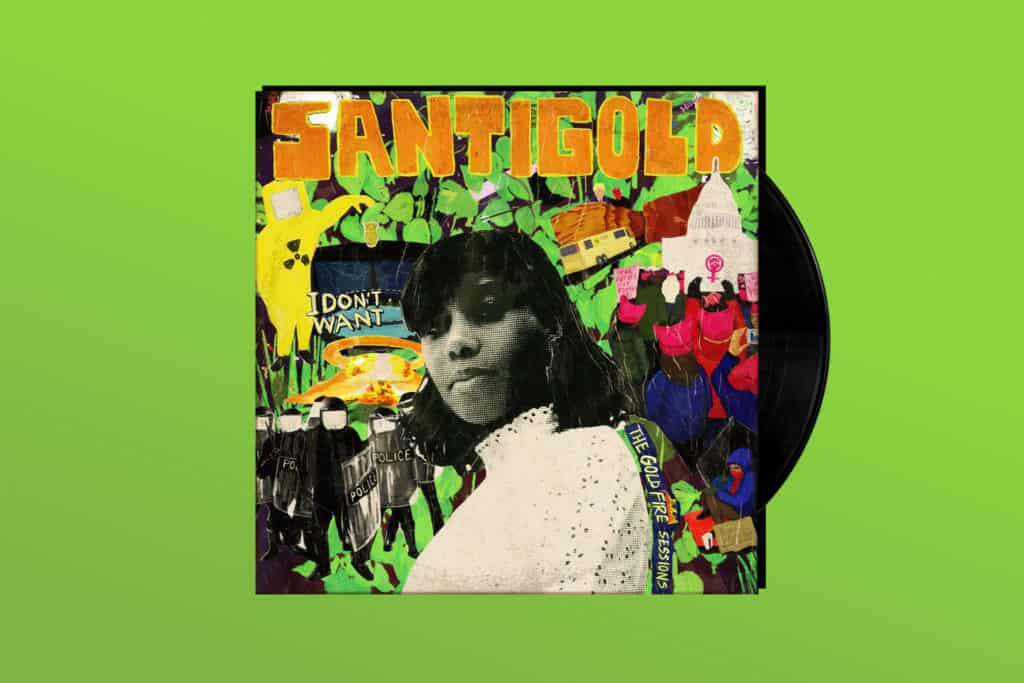 ALBUM REVIEW: Santigold Fully Embraces the Dancehall Sound on 'The Gold Fire Sessions'