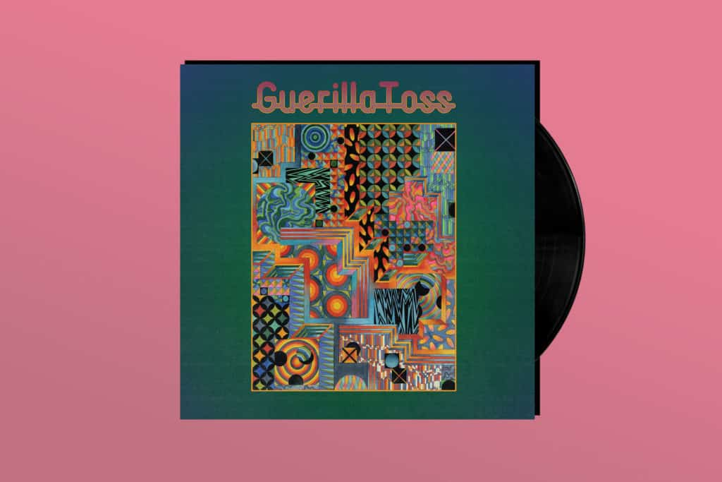 ALBUM REVIEW: Guerilla Toss Soundtracks Modern Madness on 'Twisted Crystal'