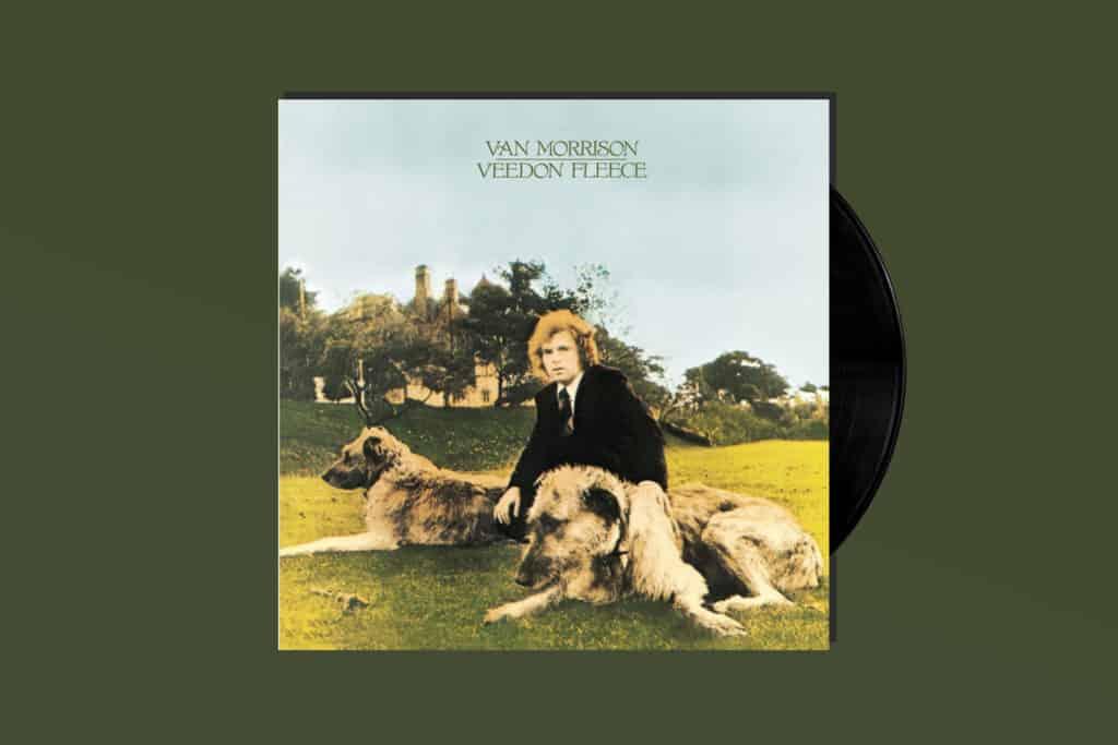 Van Morrison's 'Veedon Fleece' is Coming Back to Vinyl