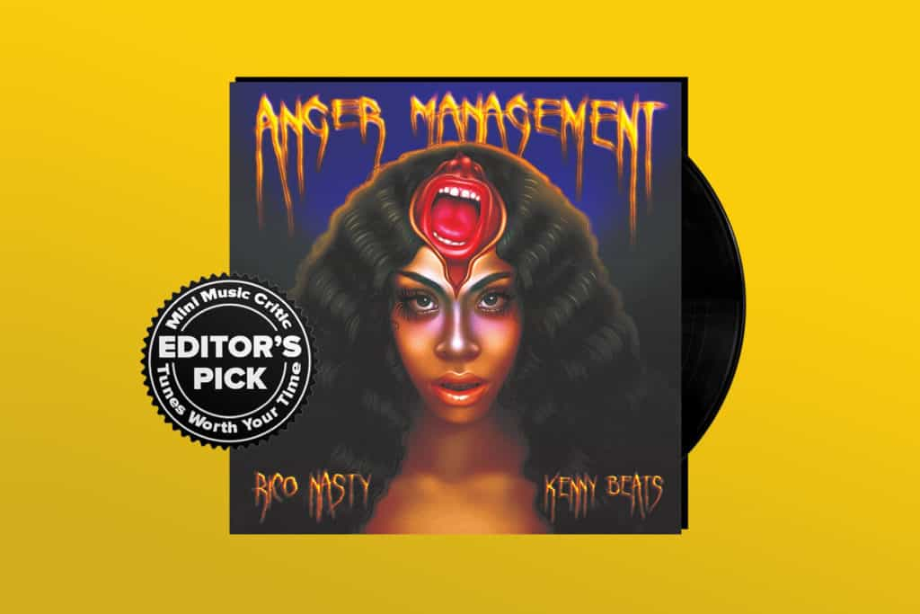 ALBUM REVIEW: Rico Nasty and Kenny Beats Blow Their Tops on 'Anger Management'