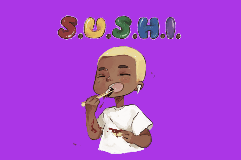 """S.U.S.H.I EP 006: """"Hoes Mad x24"""""""