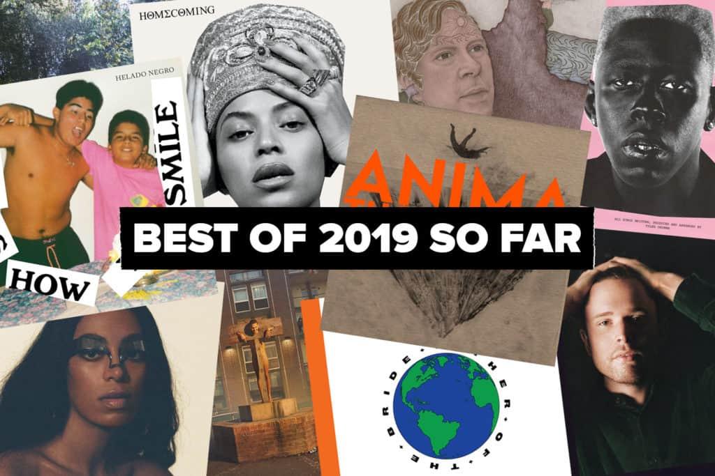 My Top 10 Albums of 2019 So Far