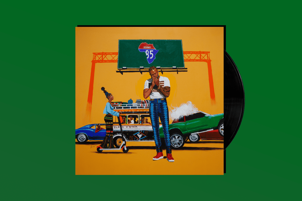 ALBUM REVIEW: Jidenna Paves the Way for Retro-Afro-Futurism on '85 to Africa'