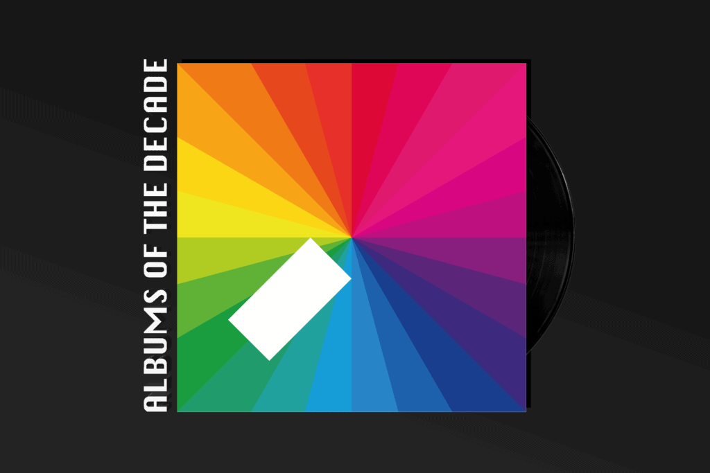 ALBUMS OF THE DECADE: Jamie xx's 'In Colour'