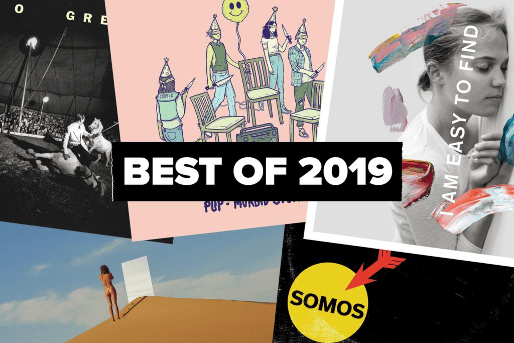 The Top 5 Alt Rock Albums of 2019