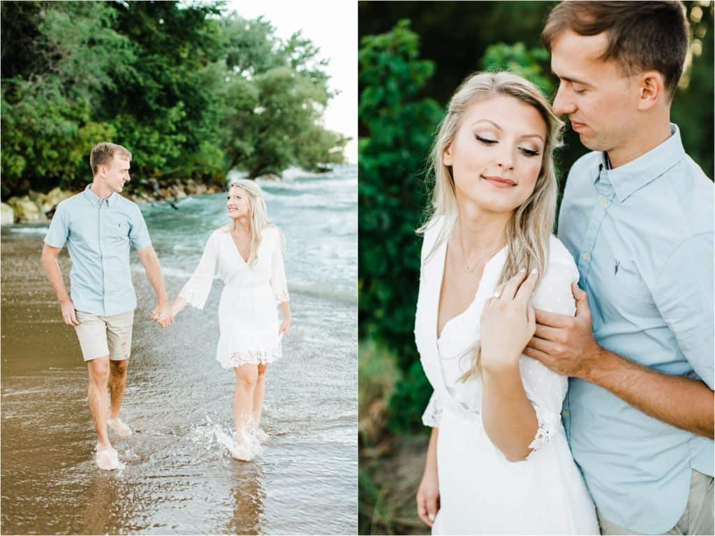 Best places for engagement session in Chicagoland