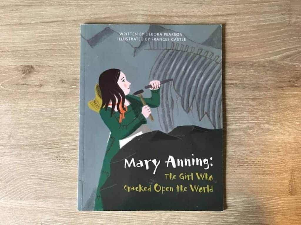 Mary Anning Book