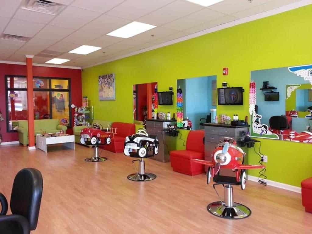 Woodstock Pigtails & Crewcuts children's hair salon