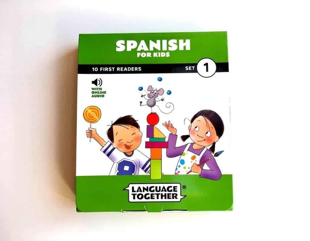 Bilingual Spanish-English Readers