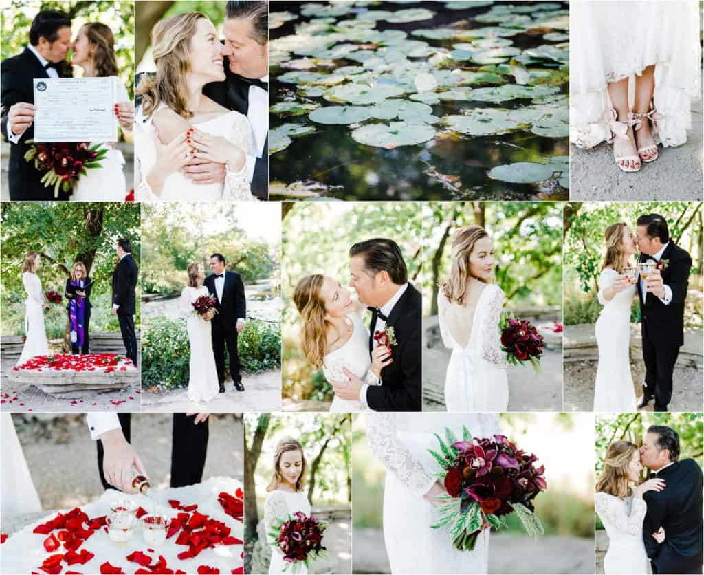 intimate wedding in Chicago, Alfred Caldwell Lilly Poll ceremony location inChicago, best Chicago ceremony locations, intimate wedding ceremony, light and airy wedding photographer in Chicago