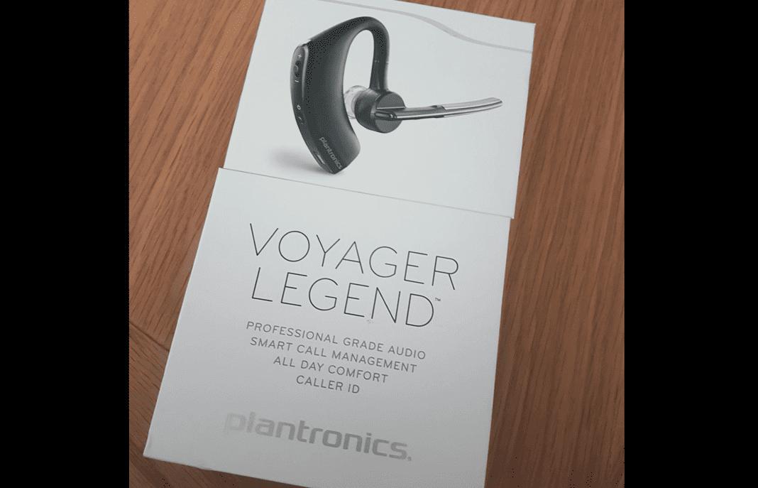 Plantronics Voyager Legen Bluetooth Headset - Review