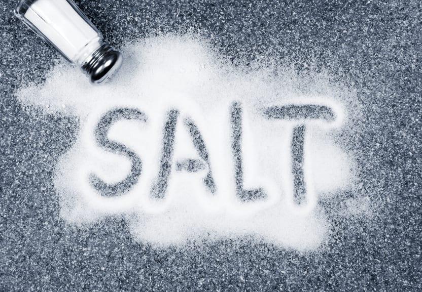 Pass The Salt