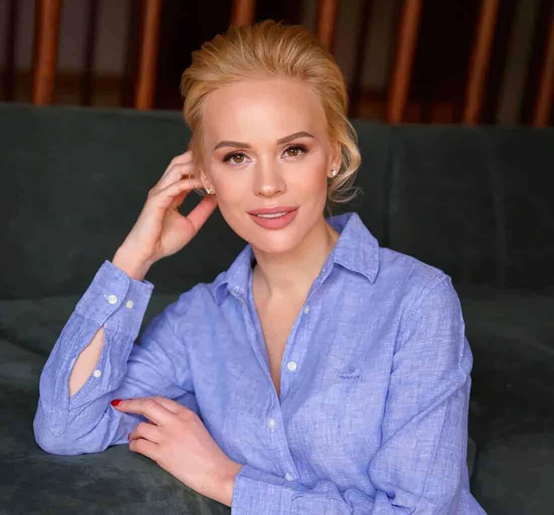 Психолог Виктория Пархомчук