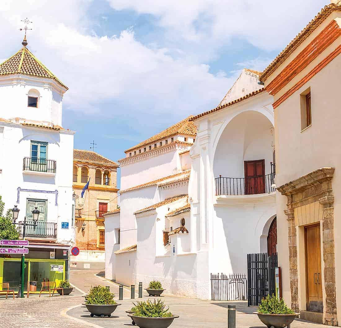 Сиеста в Испании