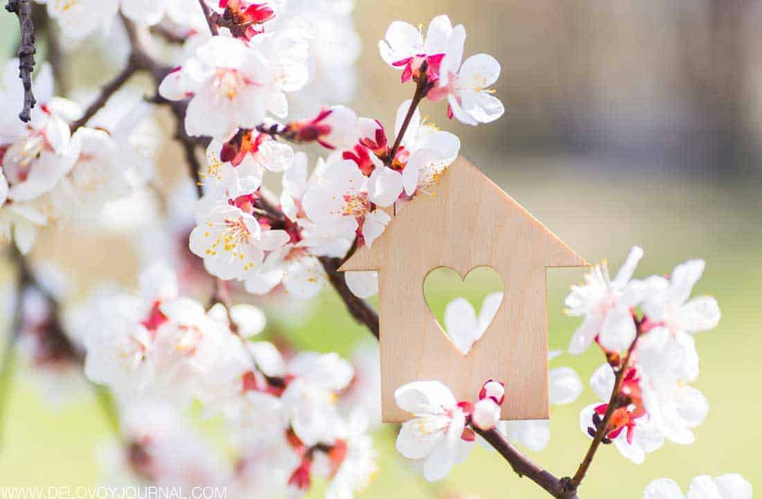 Весна лучшее время для продажи жилья
