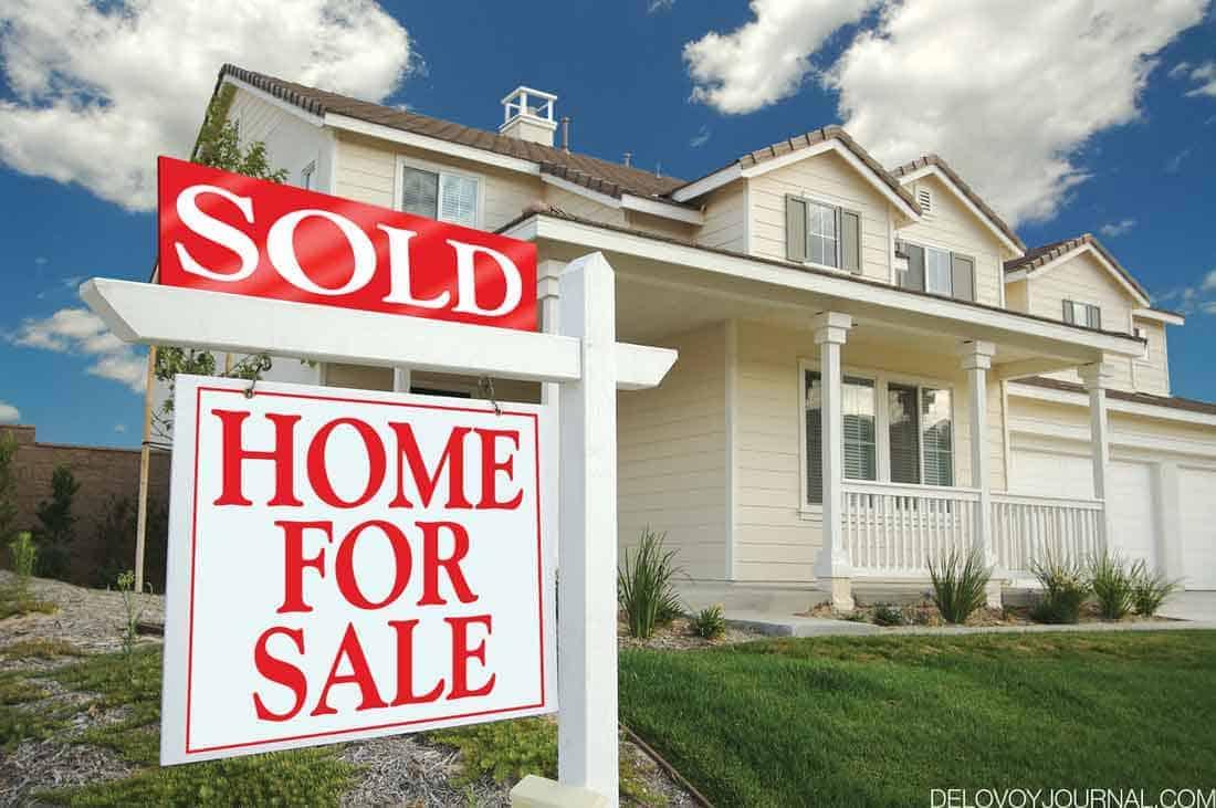 Лучшее время продажи дома