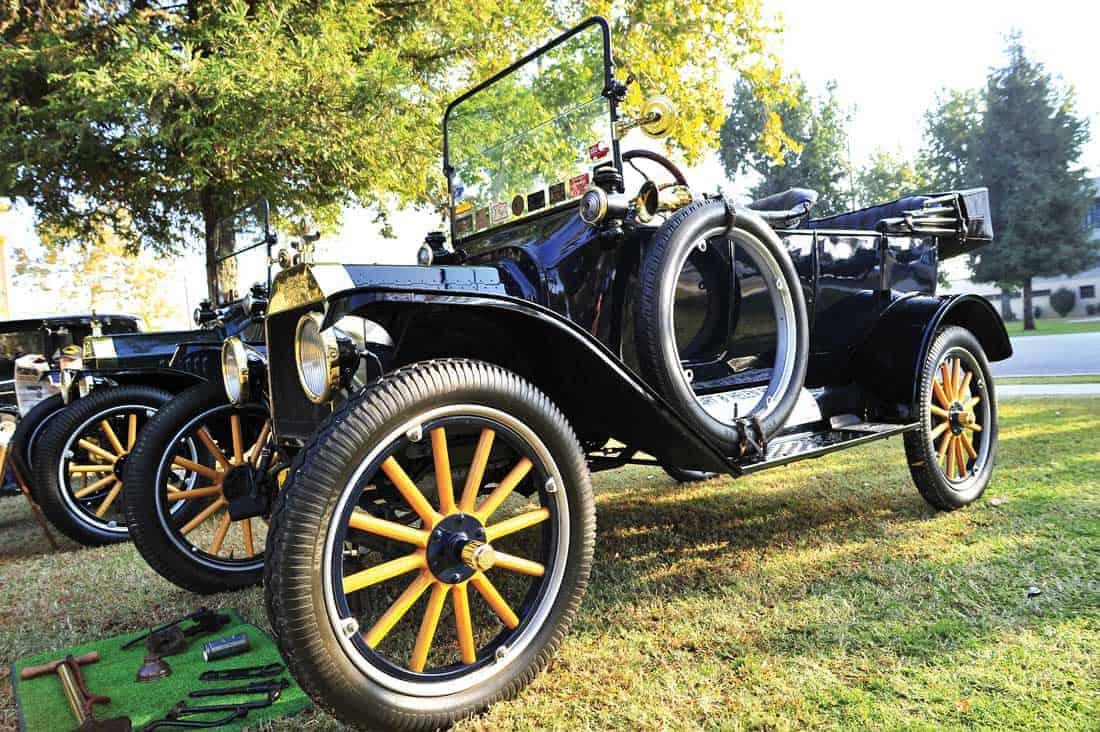 Классический Ford Model T