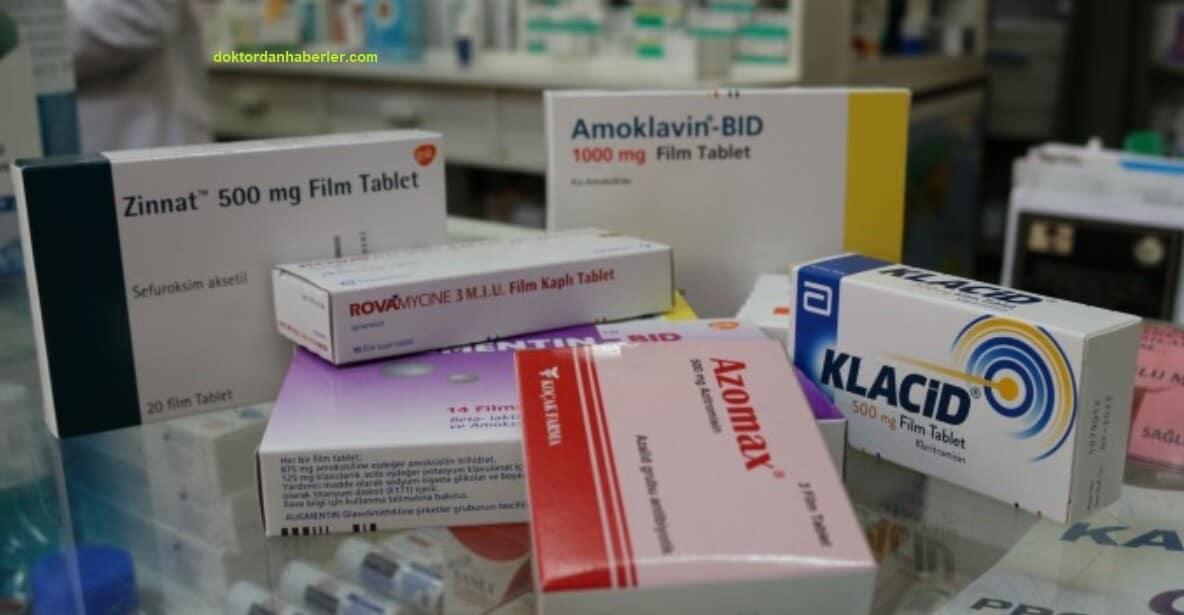 Aile hekimi dis antibiyotik