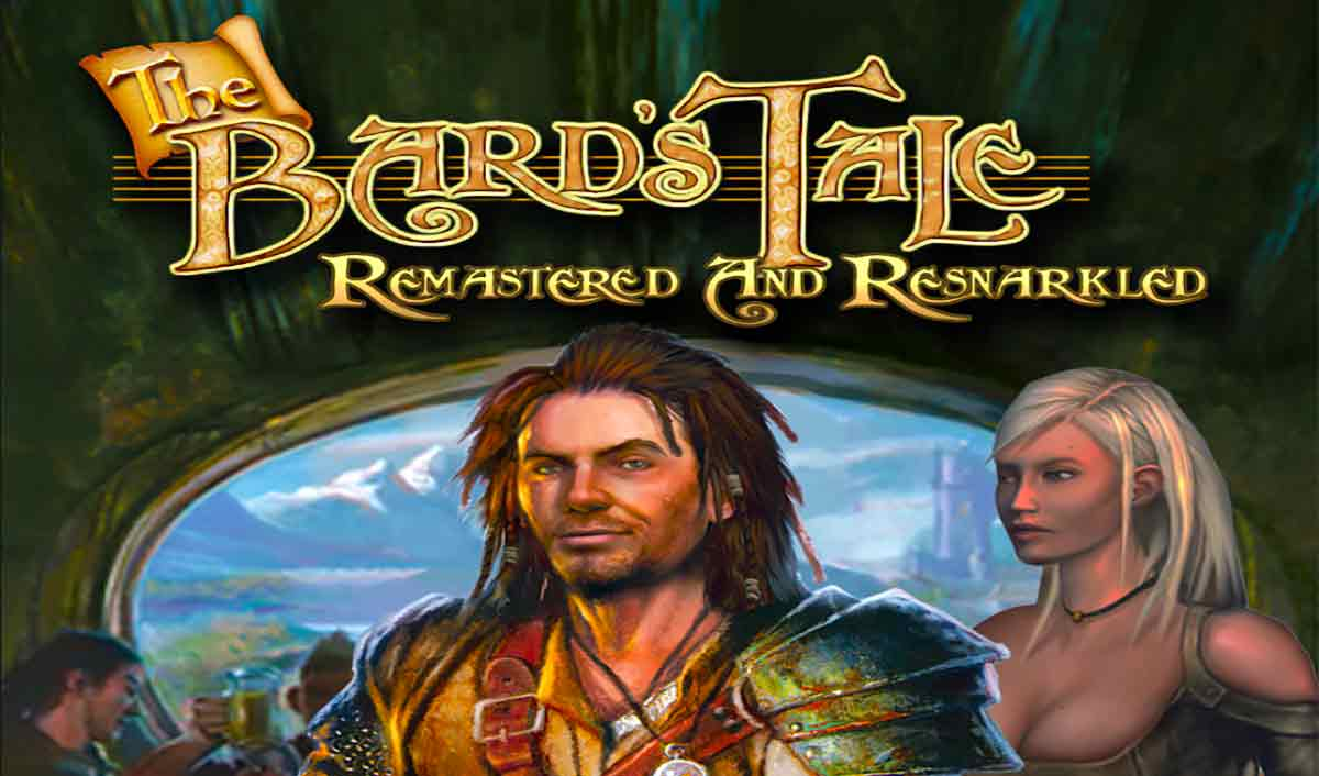 Bard's Tale Video Game