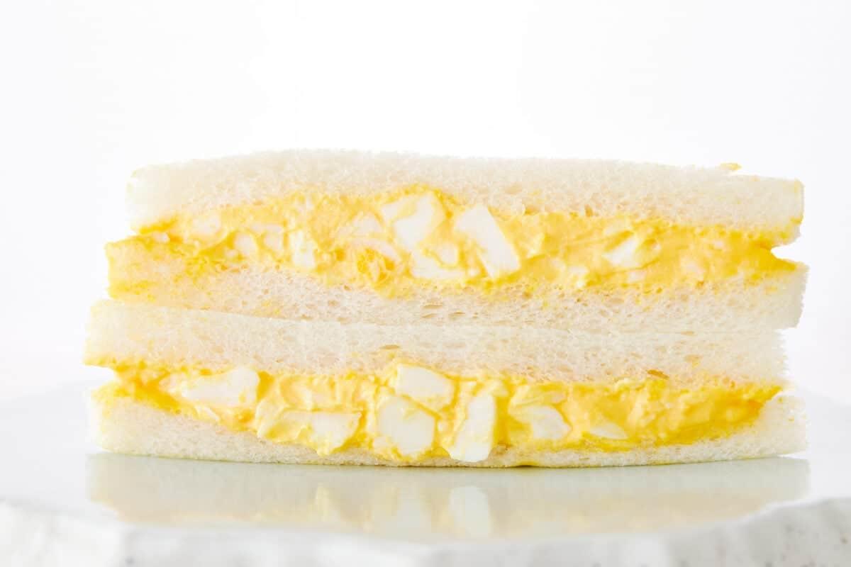 Japanese 7-Eleven Egg Sandwich