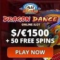 All Slots Casino $1500 bonus and 50 free spins