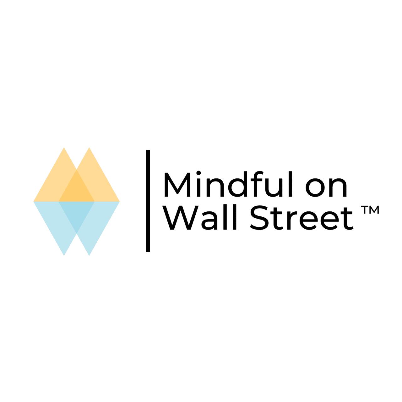 Mindful on Wall Street logo