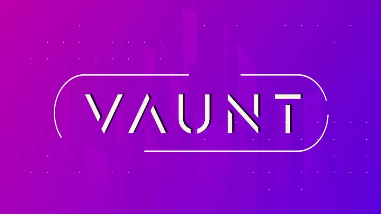 VAUNT - Banner Animation