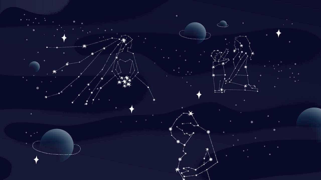 Constellation | Women's destiny | 2D Animated Video