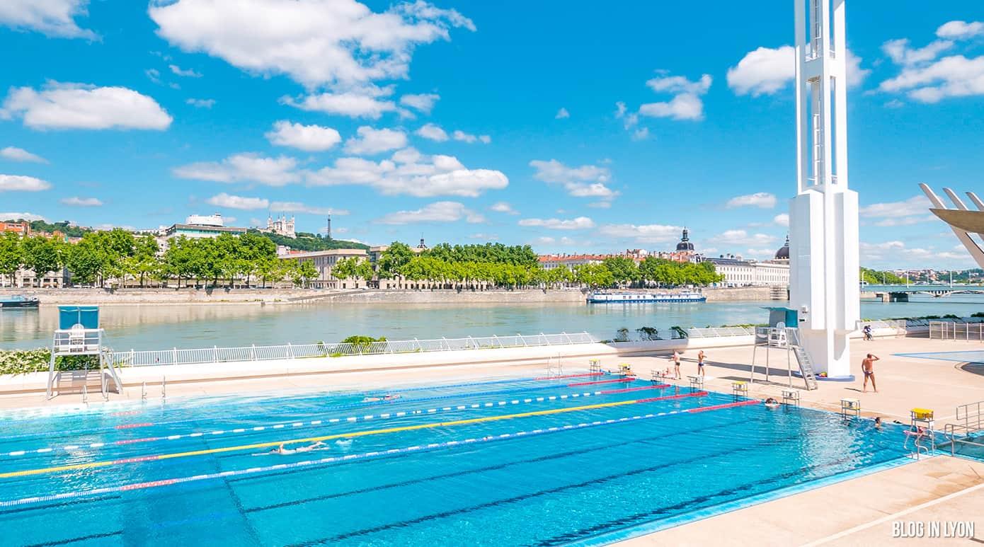 Centre nautique Tony Bertrand | Blog In Lyon