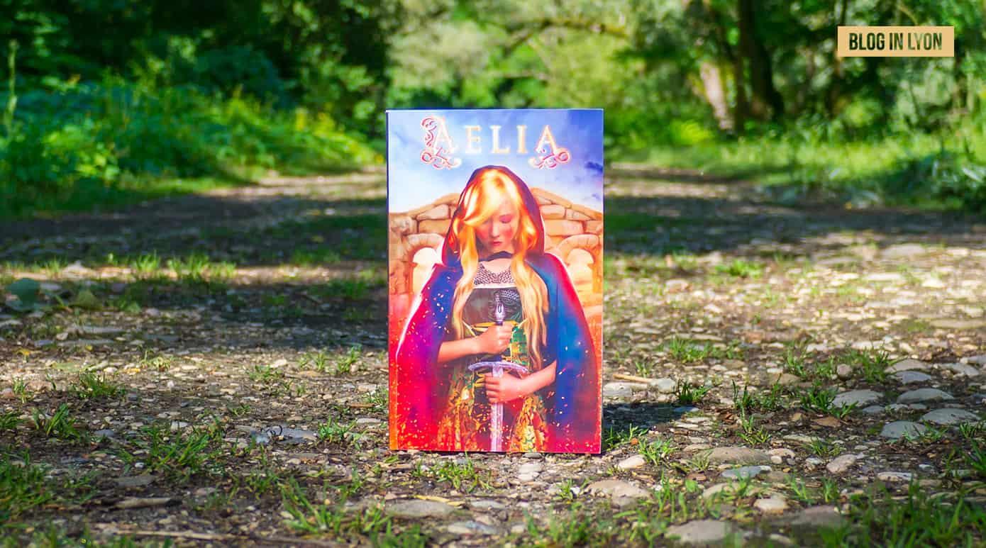 Aelia roman de Jonathan Soler   Blog In Lyon