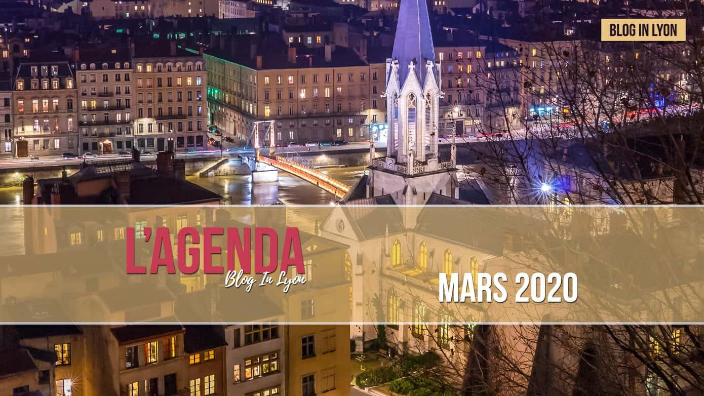 Agenda Mars 2020 - Ville de Lyon   Blog In Lyon